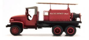 CB-083 GMC C.C.F.L Tank Truck for Forest Fire